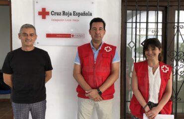 Cruz Roja de Nerja pone en marcha un proyecto para el fomento de la inserción sociolaboral